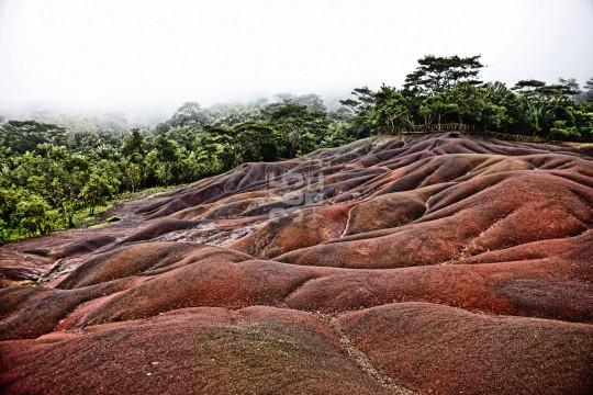 La Vallee Des Couleurs Nature Park, Chamouny Road