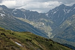 View on Transfagarasan