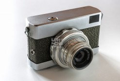 Werra viewfinder camera by Carl Zeiss Jena