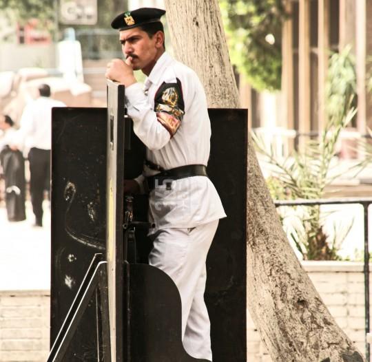 Tourism police man