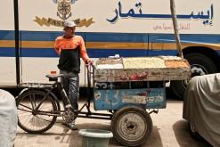 Barrow boy, Cairo, Egypt, 2007